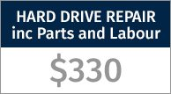 Data Recovery Sydney - Repair of hard drive